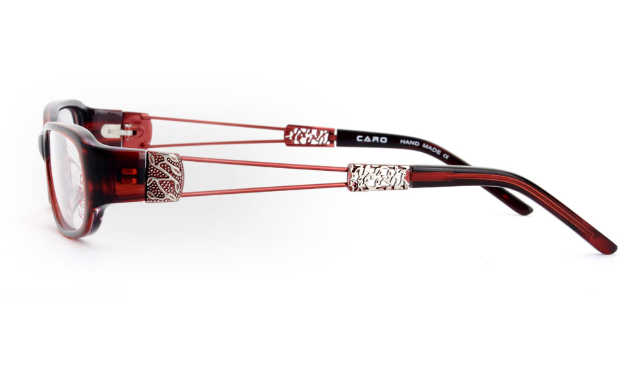CR3310 Acetate(ZYL) Full Rim Womens Optical Glasses