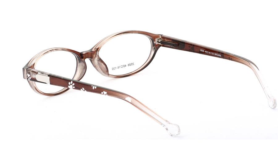496e9ce52437 ... Nova Kids 3506 Polycarbonate(PC) Full Rim Kids Optical Glasses