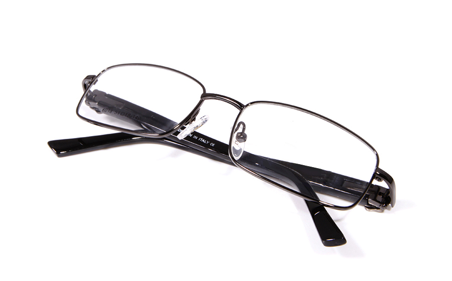Poesia 6018 Stainless Steel Mens&Womens Full Rim Optical Glasses