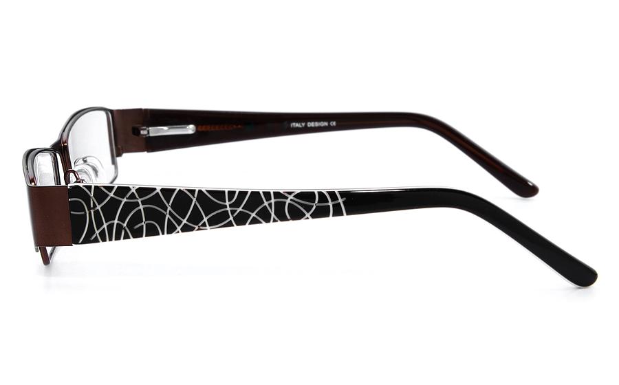 Vista First 1072 Stainless Steel Mens&Womens Full Rim Optical Glasses