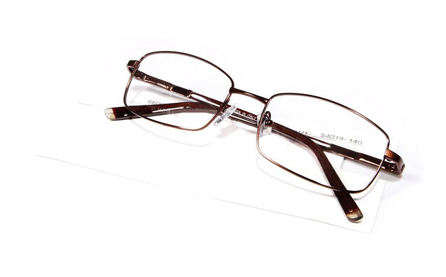 Poesia eso6609 Stainless Steel Mens&Womens Full Rim Optical Glasses