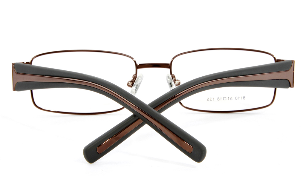 Vista First 8110 Stainless Steel Mens&Womens Full Rim Optical Glasses
