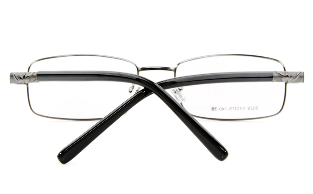 Poesia 6029 Stainless Steel Mens&Womens Full Rim Optical Glasses