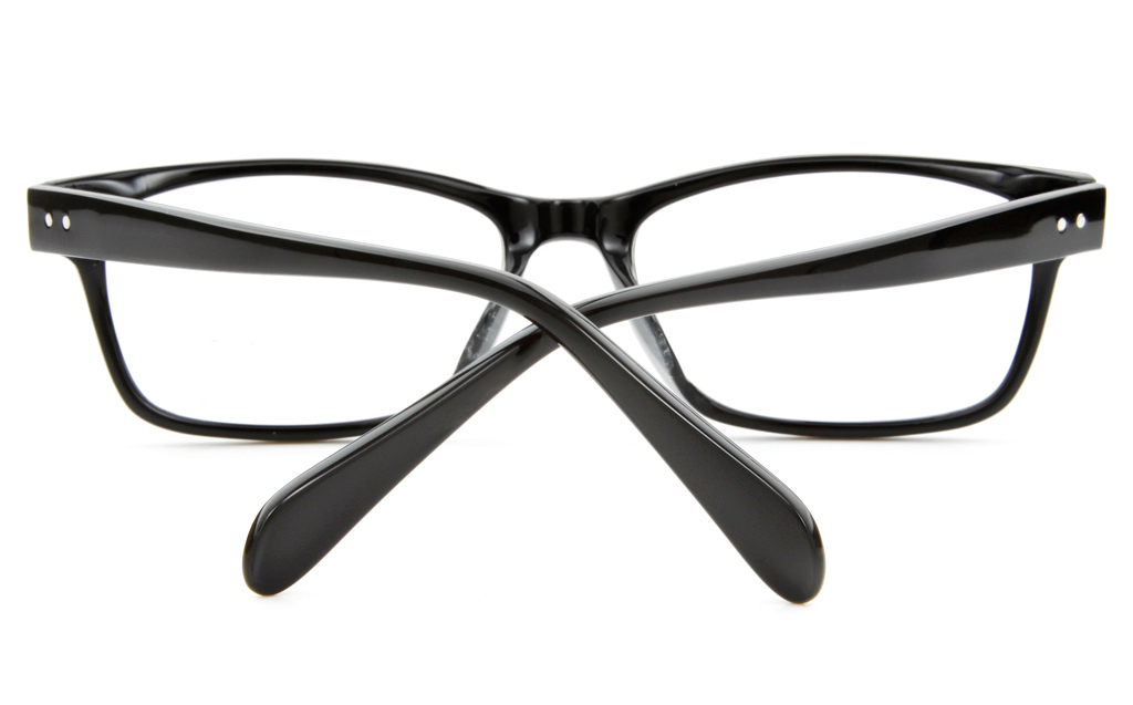 T6020 Acetate(ZYL) Mens&Womens Full Rim Square Optical Glasses