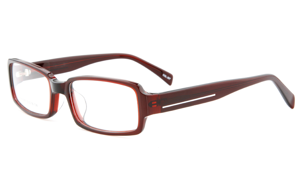 JB8397Acetate(ZYL) Mens&Womens Full Rim Square Optical Glasses