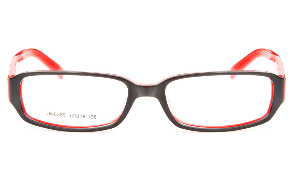 JB8385 Acetate(ZYL) Mens&Womens Full Rim Square Optical Glasses