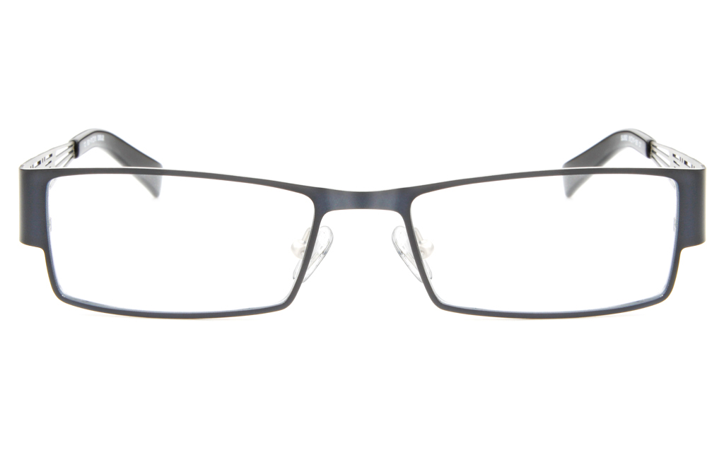 SJ082 Stainless Steel Mens&Womens Full Rim Square Optical Glasses