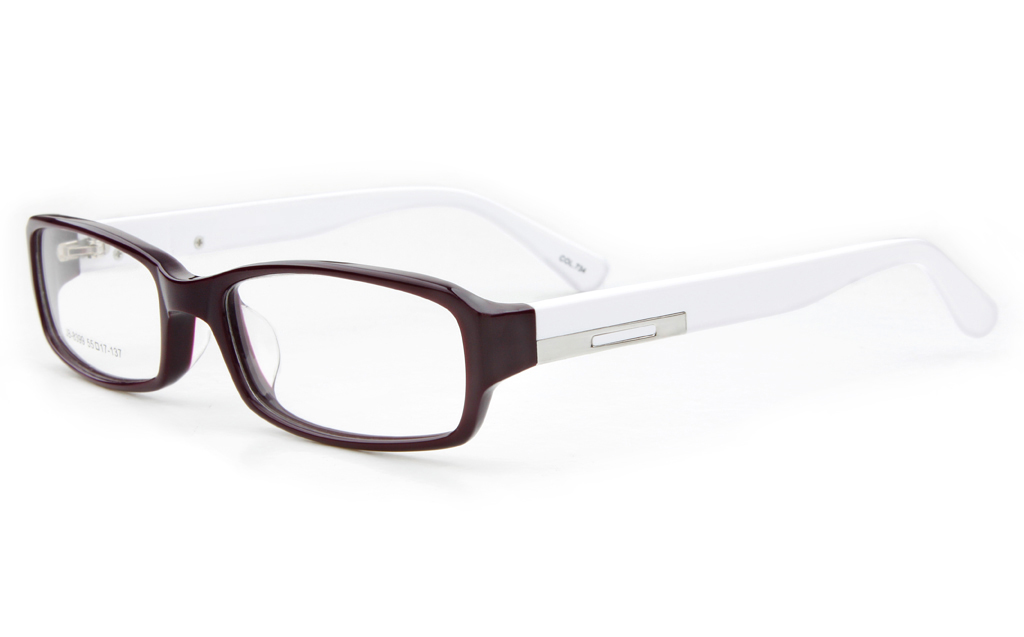 JB8399 Acetate(ZYL) Womens Full Rim Square Optical Glasses
