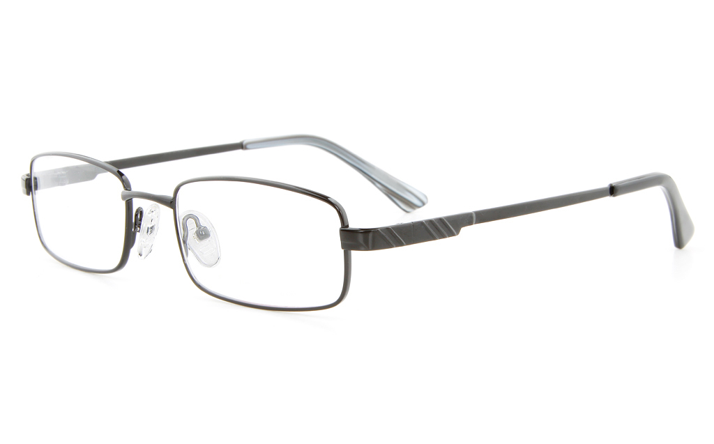 Vista First 2118 Titanium Memory Mens&Womens Full Rim Square Optical Glasses