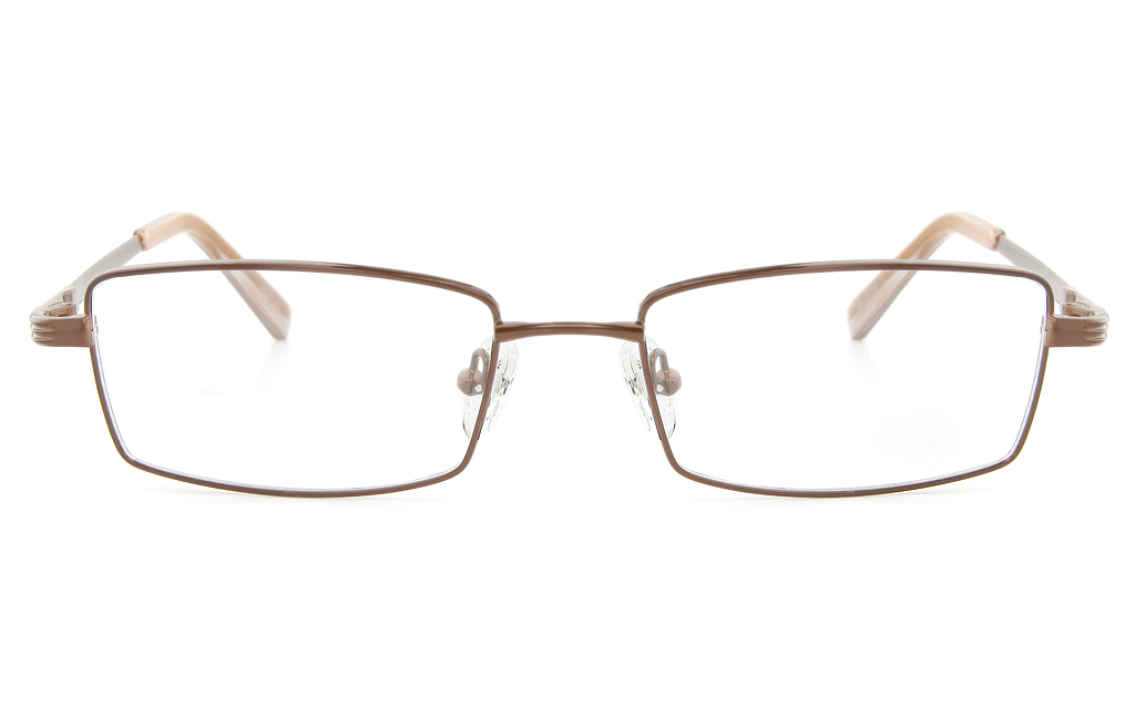 Vista First 2115Titanium Memory Mens Full Rim Square Optical Glasses
