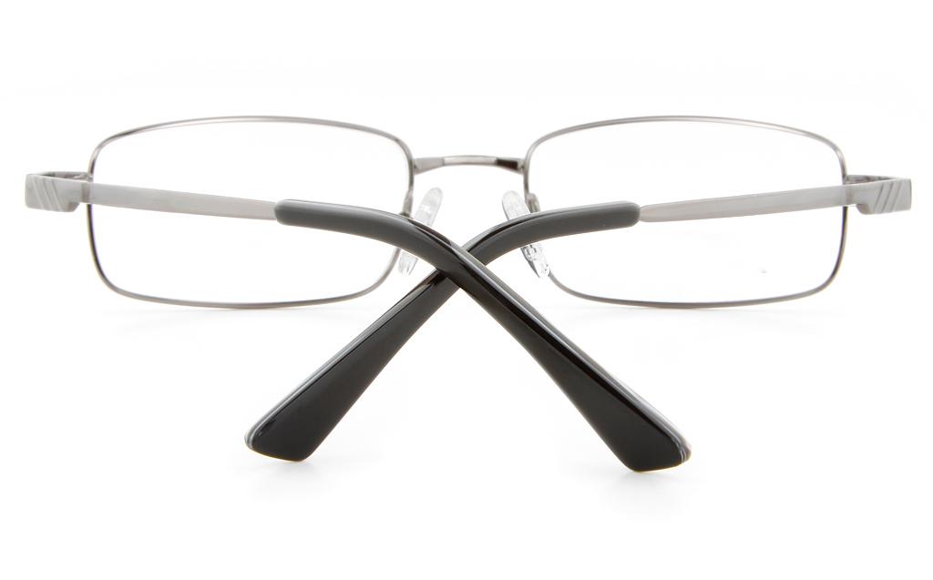 Vista First 2118 Titanium Memory Mens&Womens Full Rim Square Optical Glasses