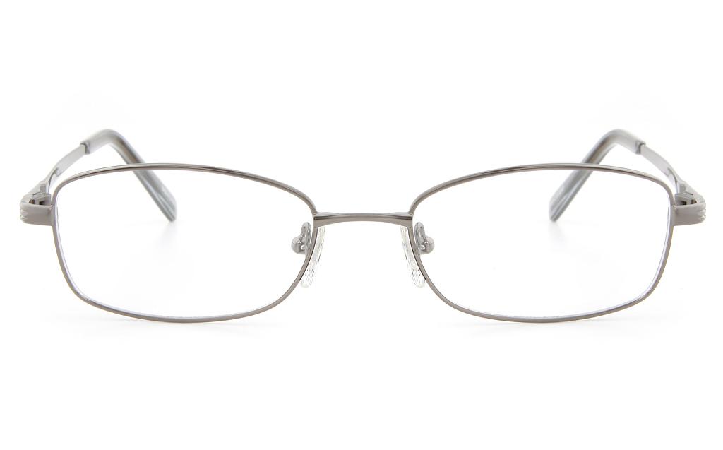 Vista First 2122 Titanium Memory Womens Full Rim Square Optical Glasses