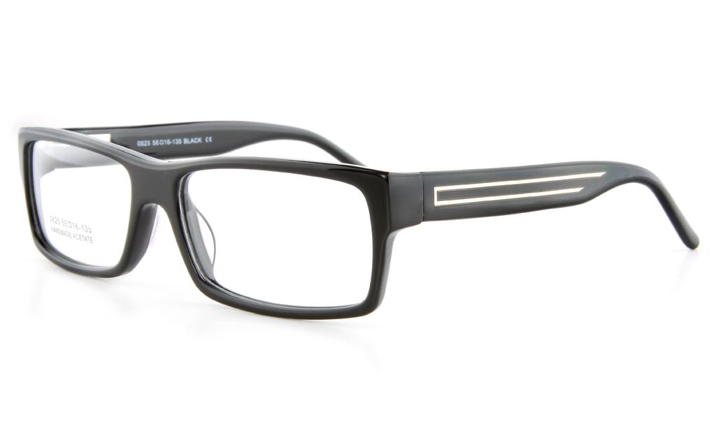 Vista First 0825 Acetate(ZYL) Mens Full Rim Optical Glasses - Oval Frame