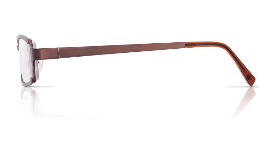 Vista First 1055 Stainless Steel/ZYL Mens&Womens Full Rim Optical Glasses