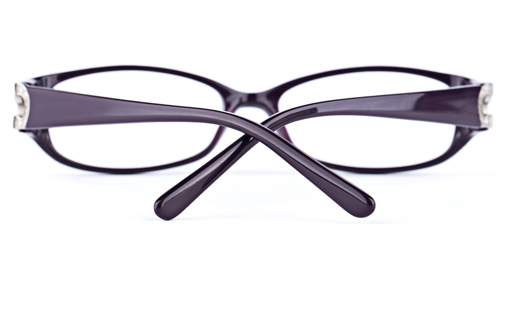 Vista First 0186 Acetate(ZYL) Womens Oval Full Rim Optical Glasses