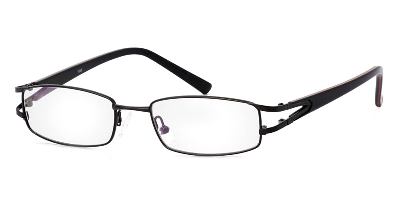 Vista First 1045 Stainless Steel/ZYL Full Rim Womens Optical Glasses