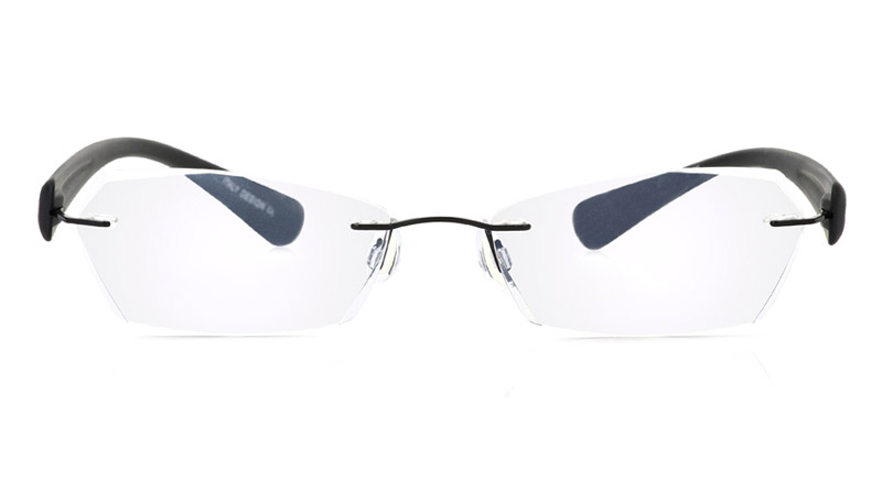 Vista First 5012 Stainless Steel Mens&Womens None Optical Glasses