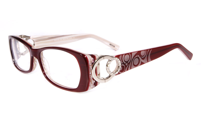 Vista First 0804 Acetate(ZYL) Full Rim Womens Optical Glasses