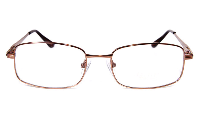 Poesia eso6608 Stainless Steel Mens&Womens Full Rim Optical Glasses