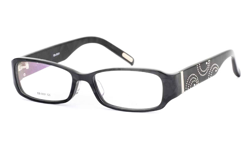 EB-3031 Acetate(ZYL) Full Rim Womens Optical Glasses