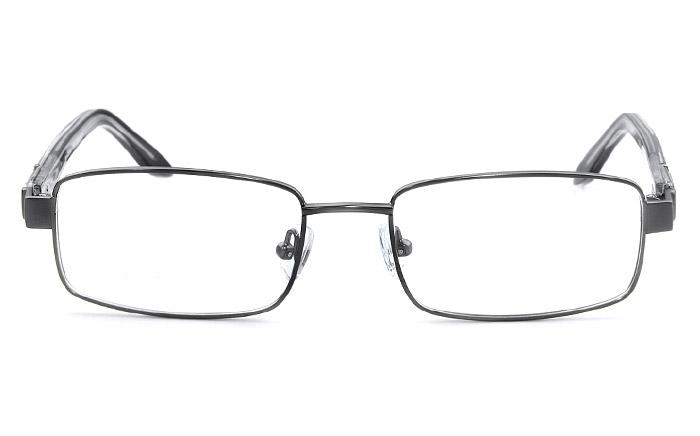 Vista First 8102 Stainless Steel Mens&Womens Full Rim Optical Glasses