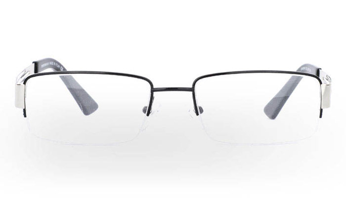 Vista First EA9598 Stainless Steel Half Rim Womens Optical Glasses