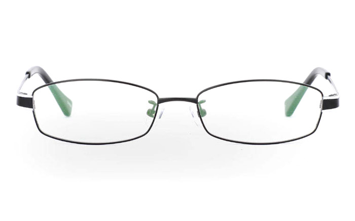 OD-2743 Stainless Steel/ZYL Mens&Womens Full Rim Optical Glasses