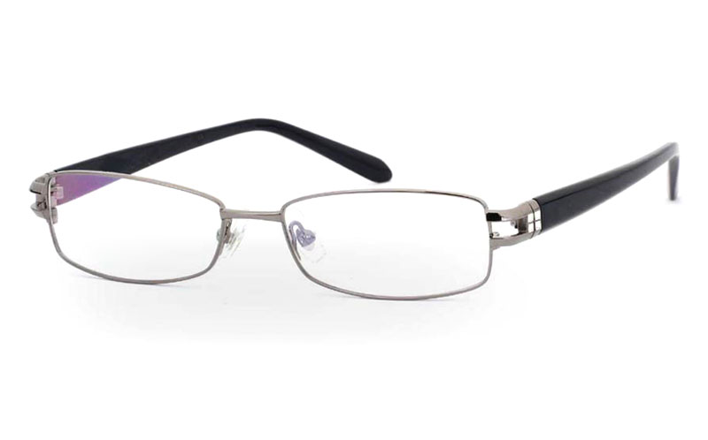 OD-013 Stainless Steel/ZYL Mens&Womens Full Rim Optical Glasses