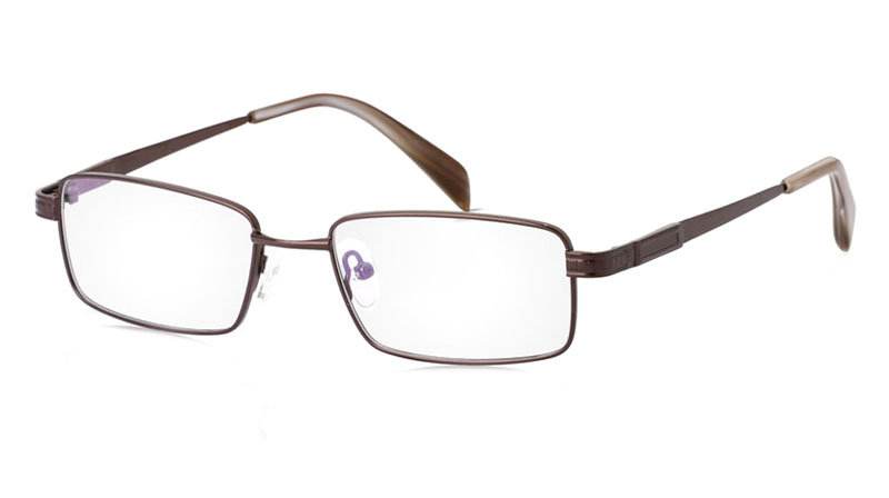 Vista First 2015 Titanium Memory Full Rim Mens Optical Glasses