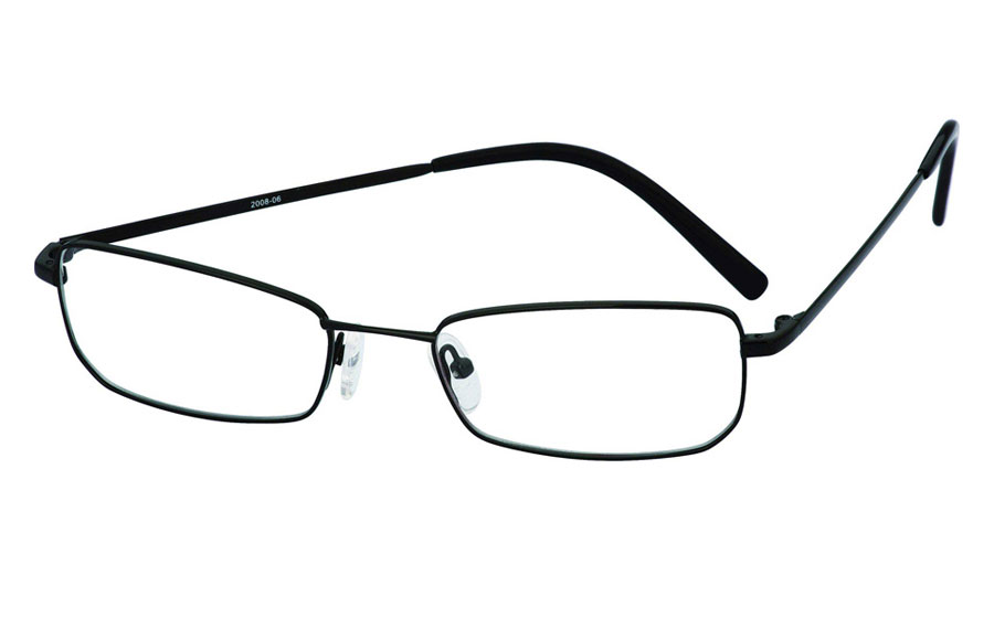 Vista First 2008 Titanium Memory Full Rim Mens Optical Glasses