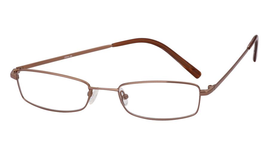 Vista First 2006 Titanium Memory Mens&Womens Full Rim Optical Glasses