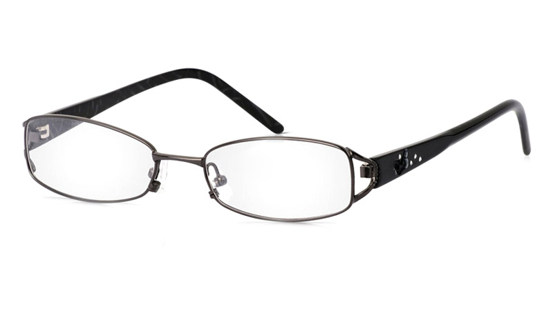 Vista First 1802 Stainless Steel Full Rim Womens Optical Glasses