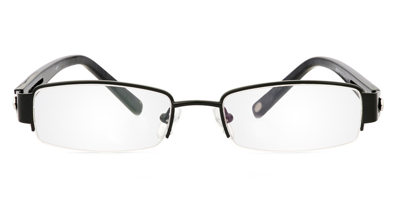 Vista First 1077 Stainless Steel Mens&Womens Semi-rimless Optical Glasses