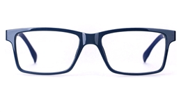 Poesia 7012 Ultem Mens Full Rim Optical Glasses for Fashion,Party Bifocals