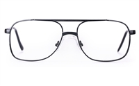 Poesia D11 Stainless Steel Mens Full Rim Optical Glasses