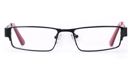 Vista First 8818 Stainless Steel Mens & Womens Full Rim Optical Glasses