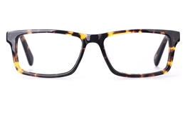 Vista First 0193 Acetate(ZYL) Mens Full Rim Optical Glasses for Fashion,Classic,Party,Wood Bifocals