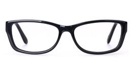Vista First 0195 Acetate(ZYL) Womens Full Rim Optical Glasses for Fashion,Classic,Party Bifocals