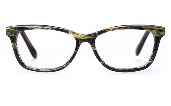 Vista First 0196 Acetate(ZYL) Womens Full Rim Optical Glasses