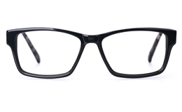 Vista First 0860 Acetate(ZYL) Mens Full Rim Optical Glasses for Fashion,Classic,Party,Wood Bifocals