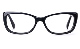Vista First 0859 Acetate(ZYL) Womens Full Rim Optical Glasses for Fashion,Classic,Party Bifocals