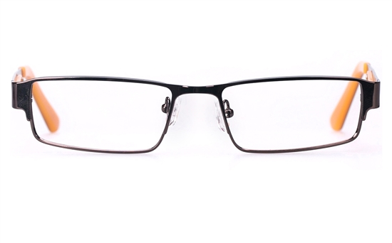Vista First 8818 Stainless Steel Mens & Womens Full Rim Optical Glasses