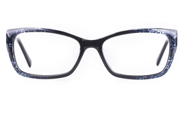 Vista First 0198 Acetate(ZYL) Womens Full Rim Optical Glasses