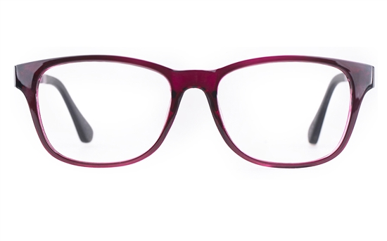 Poesia 3122 TCPG Womens Full Rim Optical Glasses