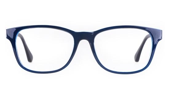 Poesia 3122 TCPG Womens Full Rim Optical Glasses