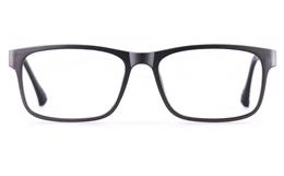 Poesia 7017 ULTEM Mens Full Rim Optical Glasses for Fashion,Classic,Sport Bifocals