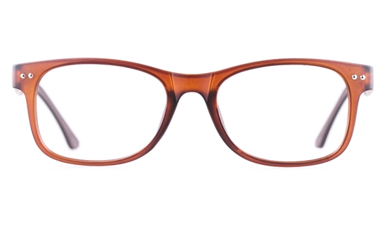 Poesia 7015 ULTEM Mens&Womens Full Rim Optical Glasses