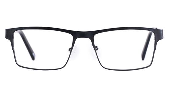 Poesia 6054 Stainless steel/PC Mens Full Rim Optical Glasses