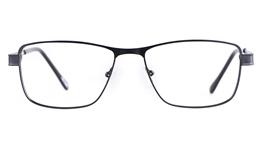 Poesia 6055 Stainless steel/PC Mens Full Rim Optical Glasses