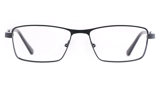 Poesia 6657 Stainless steel/PC Mens Full Rim Optical Glasses